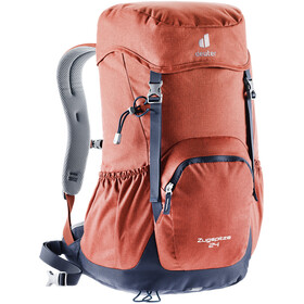 deuter Zugspitze 24 Backpack, lava/navy